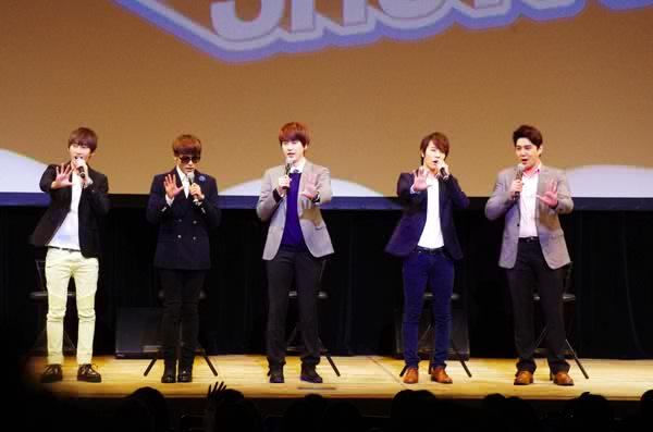 120924 OFFICIAL Super Junior @Super Show 4 DVD Premiere Event in